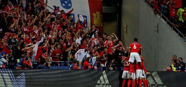 Foto: 'Ajax en Anderlecht informeerden tevergeefs bij Benfica'