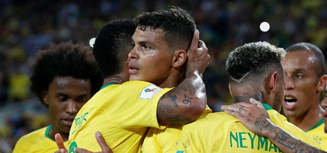 Foto: Hopen voor België: drie Brazilië-toppers dreigen 1/4e finales te missen