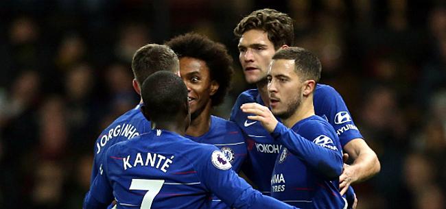 Foto: Heeft Chelsea binnenkort een Belgische keeperstrainer?