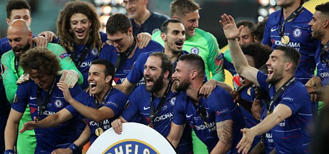 Foto: 'Chelsea wil uithalen met nieuwe middenvelder van 40 miljoen'