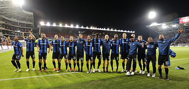 Foto: Club Brugge troeft RSCA & co af met verbluffende cijfers