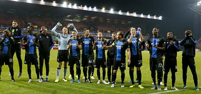 Foto: Grote ontdekking bij Club Brugge: