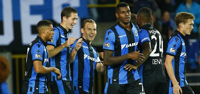 Foto: 'Club Brugge leidt de dans om nieuwe back'