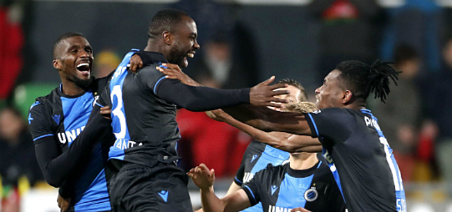 Foto: 'Nieuwe spits loopt nu al rond bij Club Brugge'