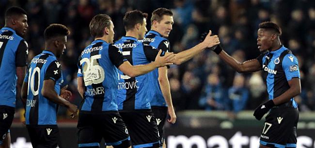 Foto: 'Club Brugge wil niet meewerken aan transfer sterkhouder'