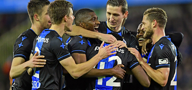 Foto: 'Club Brugge volgt peperdure middenvelder nog steeds'