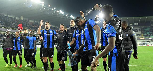 Foto: Steunpilaar kondigt vertrek bij Club Brugge aan