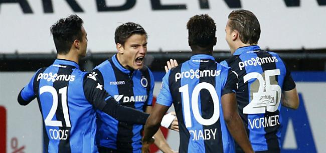 Foto: Club Brugge op titelkoers: