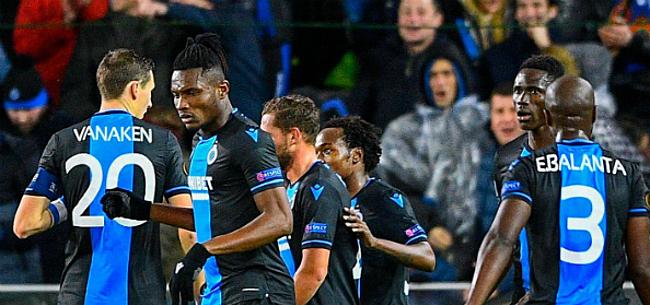 Foto: Club Brugge maakt indruk: