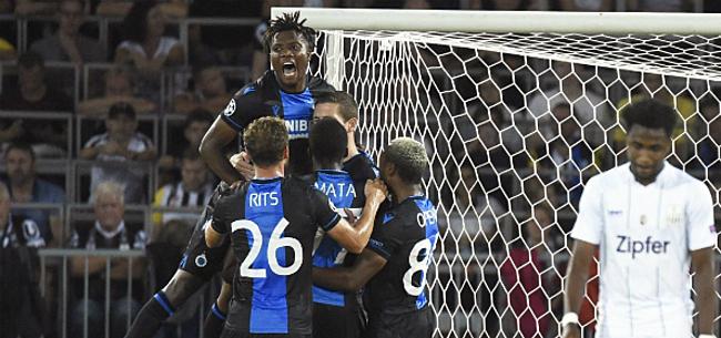 Foto: Club Brugge rekent nog niet meteen op nieuwste aanwinst