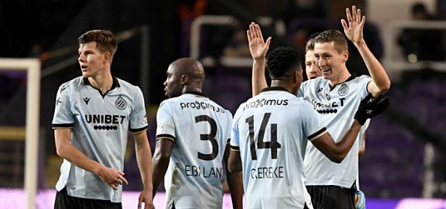 Foto: 'Club Brugge blijft werken aan winterse transferstunt'