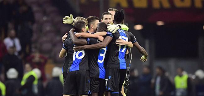 Foto: 'Miljoenentransfer Club Brugge in de koelkast gezet'