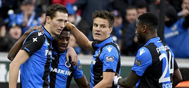 Foto: 'Club Brugge krijgt goed nieuws over nieuwe doelman'