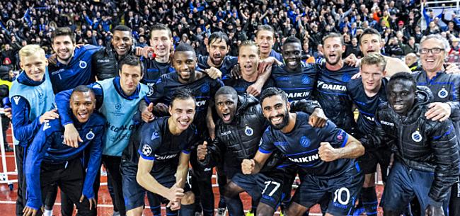 Foto: Titularis Club maakt indruk bij zijn nationale ploeg: