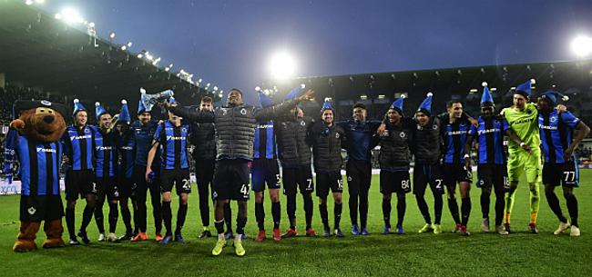 Foto: 'Eerste uitgaande transfer bij Club Brugge in de maak'