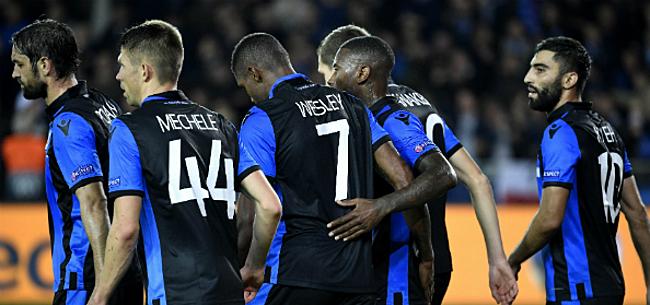 Foto: Drietal moet Club Brugge nieuwe landstitel bezorgen