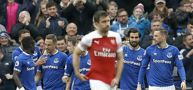 Foto: Arsenal loopt bijzonder dure nederlaag op in strijd om top 4