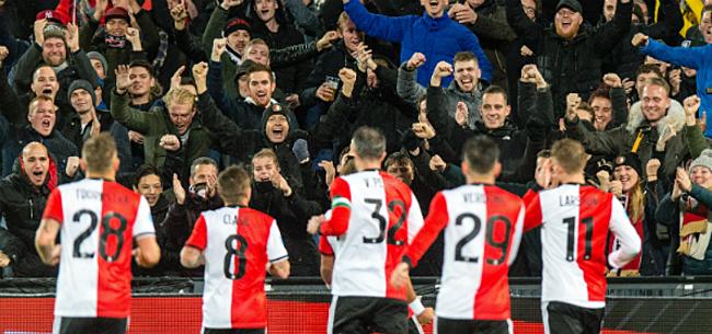 Foto: Ex-Clubspeler maakt het bont bij Feyenoord: