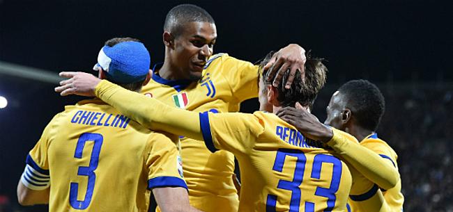 Foto: 'Juventus volgt opvallende Rode Duivel van nabij op het WK'