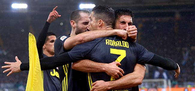 Foto: 'Kooplustig Juventus wil transferplannen City dwarsbomen'