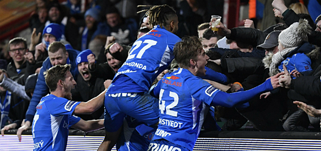 Foto: Genk krijgt goed en slecht nieuws voor topper tegen Club Brugge