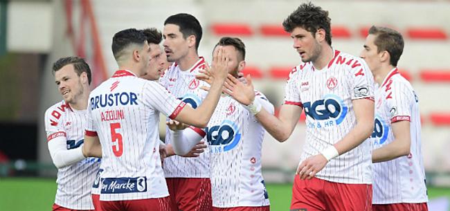 Foto: 'KV Kortrijk aast op doelman van FC Twente'