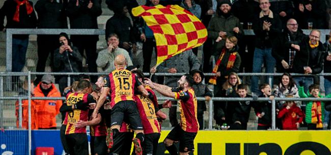 Foto: KV Mechelen komt met zeer opvallende update over Vanroy en Steemans