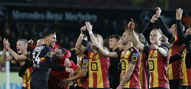 Foto: KV Mechelen gaf duidelijk toekomstsignaal aan spelers