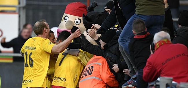 Foto: KV Oostende geeft toe: licentie in gevaar