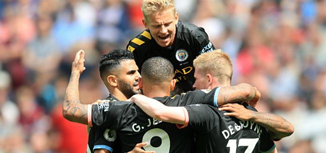 Foto: Manchester City weet transferverbod op het nippertje te vermijden
