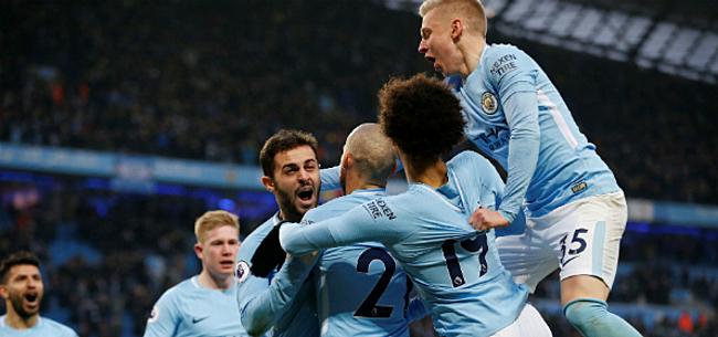 Foto: 'Manchester City geeft Guardiola cadeautje van 200 miljoen euro'