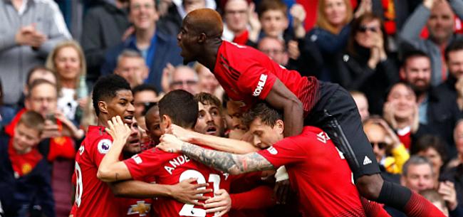 Foto: 'United verrast en wil opvolger Lukaku gratis oppikken'