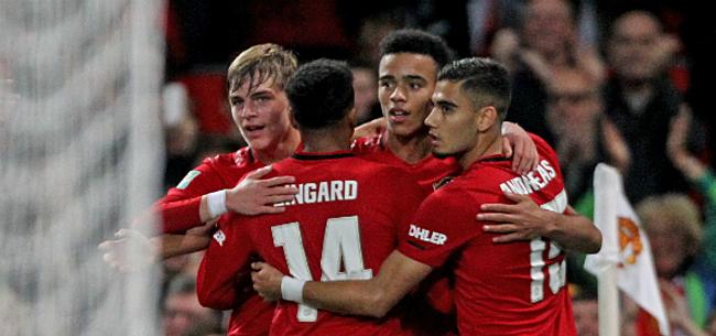 Foto: 'United wil uithalen met