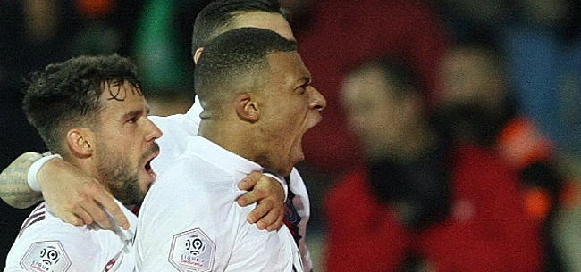 Foto: 'PSG wil geruchtenmolen stoppen met mega-aanbieding voor Mbappé'
