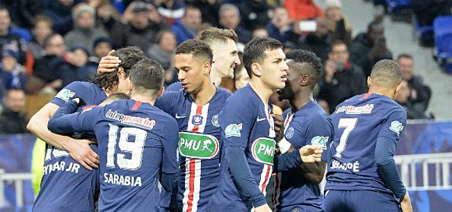 Foto: 'PSG wil vertrek Cavani en Icardi opvangen met absolute topper'