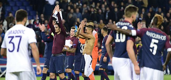 Foto: 'Paris Saint-Germain heeft 170 miljoen over voor nieuwe ster'
