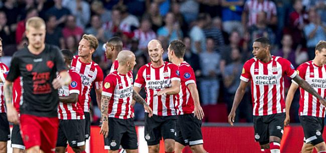Foto: 'Inter haalt vervelende transfertruc uit met PSV: 40 miljoen euro'