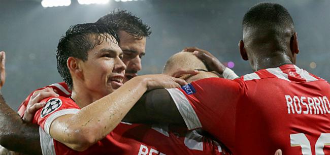 Foto: PSV pakt punt na blunders Alderweireld en Lloris