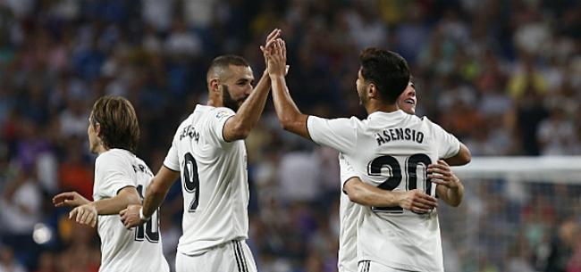 Foto: 'Vier spelers moeten in januari vertrekken bij Real Madrid'