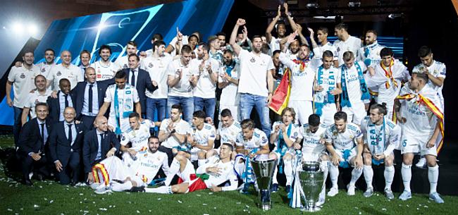 Foto: OFFICIEEL: Real Madrid strikt verrassende nieuwe coach