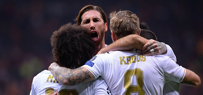Foto: Hazard en Courtois gewaarschuwd: boetelijst Real lekt uit