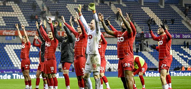 Foto: 'Standard houdt aanvaller uit handen van Antwerp'