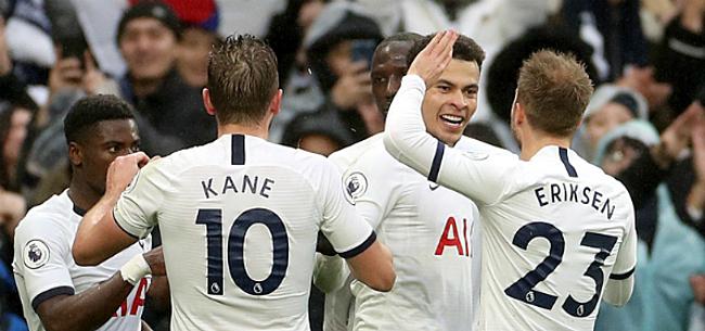 Foto: 'Tottenham grijpt bliksemsnel in na blessure Kane en haalt spits'