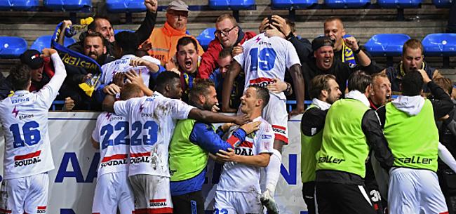 Foto: Westerlo legt jonge aanvaller onder contract