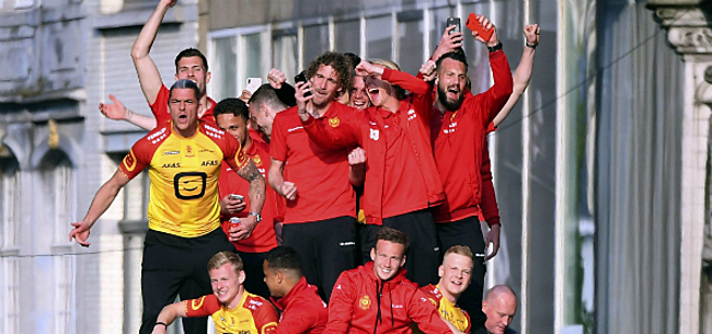 Foto: KV Mechelen neemt definitief afscheid van verdediger