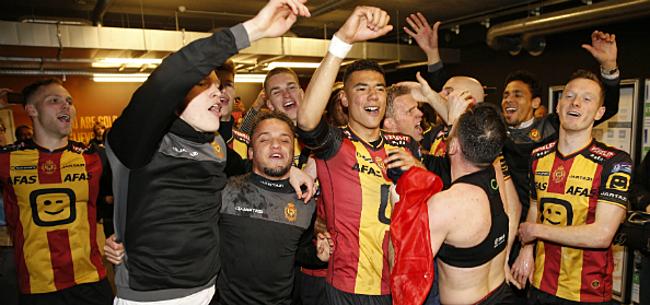 Foto: KV Mechelen benadeeld in bekerfinale?