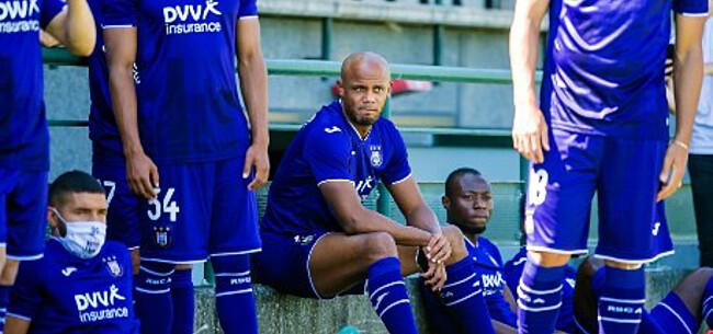 Foto: 'Anderlecht krijgt tegenvallend nieuws over Kompany'