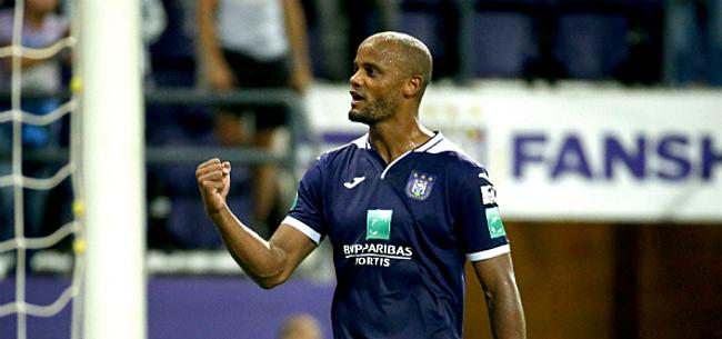 Foto: 'Kompany probeerde oud-ster City naar Anderlecht te loodsen'