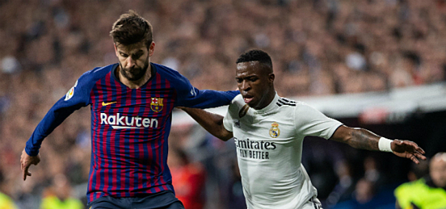 Foto: 'Real Madrid troeft Barça en City af in titanenstrijd'