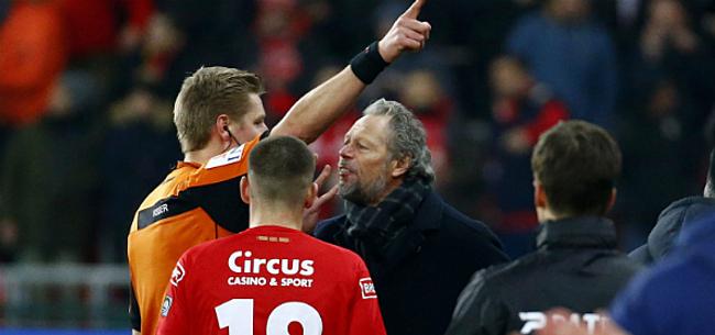 Foto: Ex-topref velt hard verdict over penaltyfase Club én wangedrag MPH